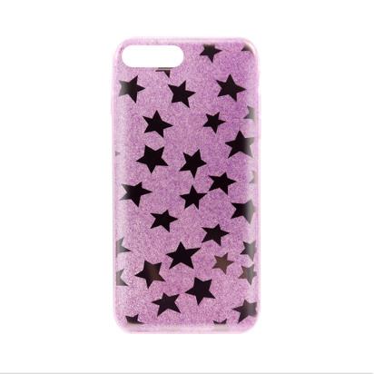 Futrola silikonska STAR za iPhone 7 Plus/8 Plus ljubicasta