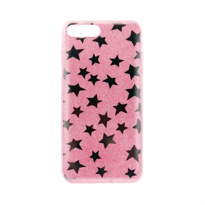 Futrola silikonska STAR za iPhone 7 Plus/8 Plus roze