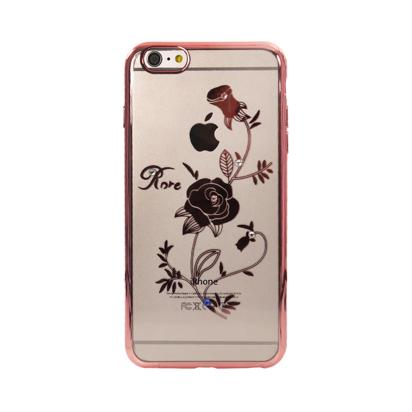 Futrola KRISTAL za iPhone 6 Plus/6S Plus rose