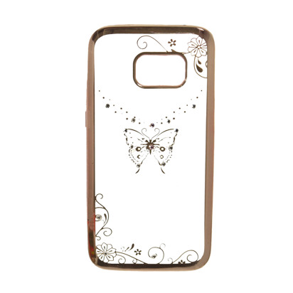 Futrola WONDERFUL za Samsung G930F Galaxy S7 butterfly