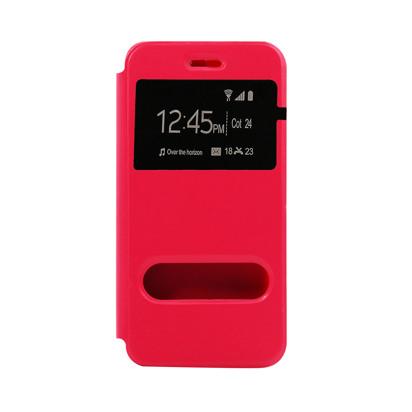 Futrola Window za Iphone 6G/6S pink