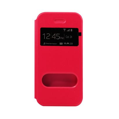 Futrola Window za Iphone 5G/5S/SE pink