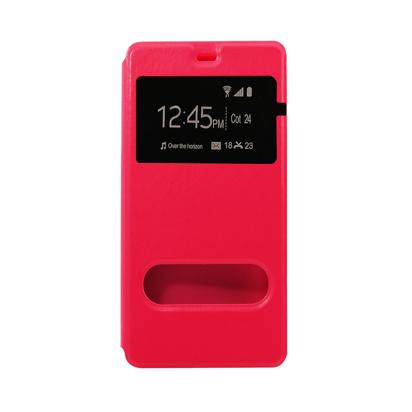 Futrola Window za Huawei P8 pink