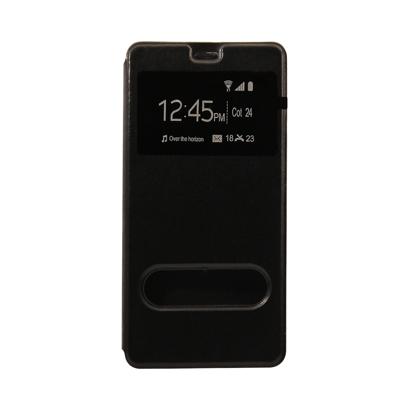 Futrola Window za Huawei P9 crna
