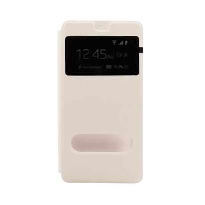 Futrola Window za Huawei P9 bela