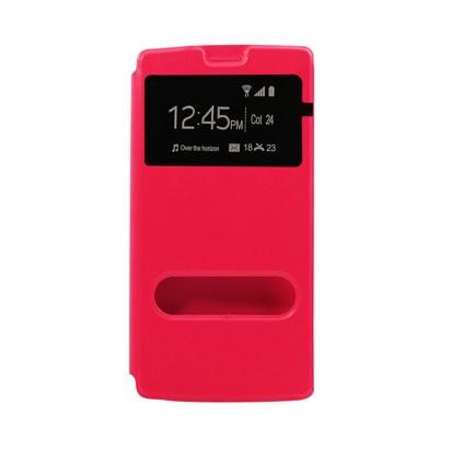 Futrola Window za LG G4 H815 pink