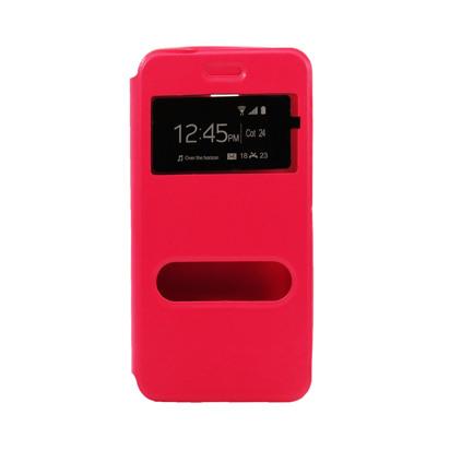 Futrola Window za Lenovo A5000 pink