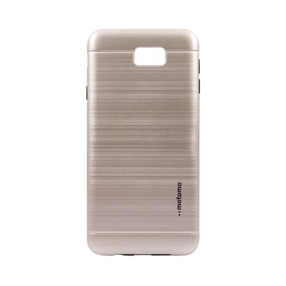 Futrola Motomo New za Samsung G610F Galaxy J7 Prime Srebrna