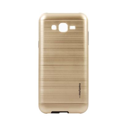 Futrola Motomo New za Samsung J700F Galaxy J7 2015 Zlatna