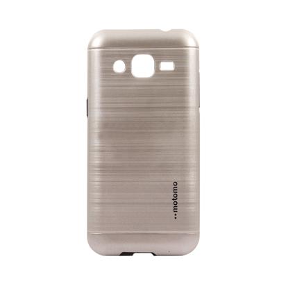 Futrola Motomo New za Samsung J200F Galaxy J2 Srebrna