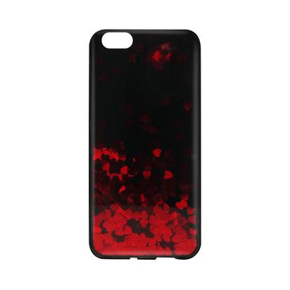 Futrola silikon Heart Fluid za iPhone 6 Plus/6S Plus model 2