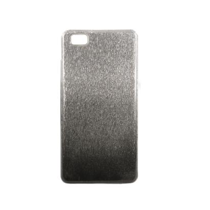 Futrola SHOW YOURSELF za Huawei P8 Lite srebrno-crna