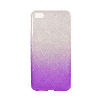 Futrola SHOW YOURSELF za Huawei P8 Lite srebrno-ljubicasta