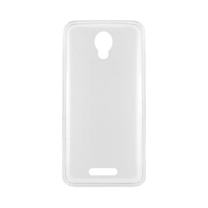Futrola silikon Mobilland Case Alcatel OT Pixi 4 5.0/5010/5045 Bela
