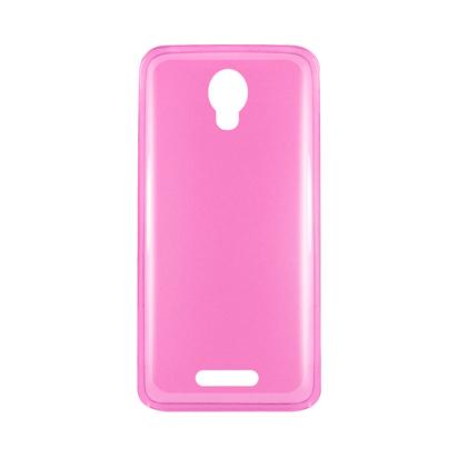 Futrola silikon Mobilland Case Alcatel OT Pixi 4 5.0/5010/5045 Roza