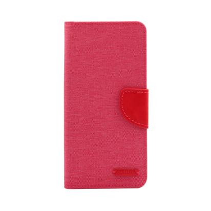 Futrola Bi Fold Mercury univerzalna XXL roza