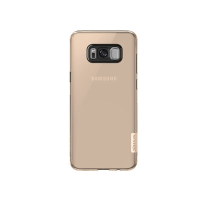Futrola Nillkin Nature za Samsung G955F Galaxy S8 Plus zlatna
