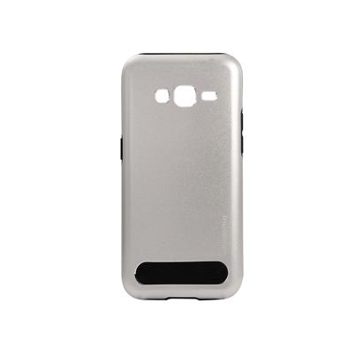 Futrola Motomo TPU za Samsung J700F Galaxy J7 2015 Srebrna