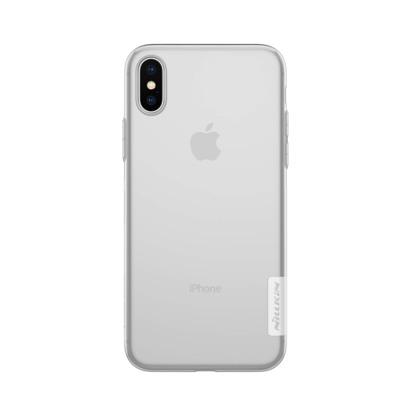 Futrola Nillkin Nature za Iphone X/XS bela