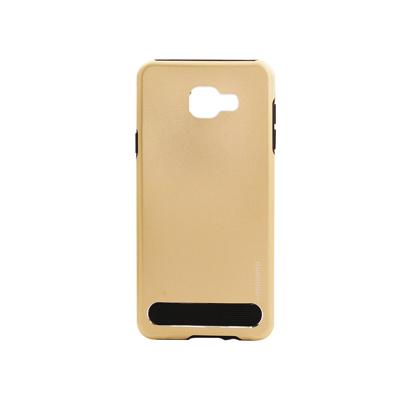 Futrola Motomo TPU za Samsung A710F Galaxy A7 2016 Zlatna