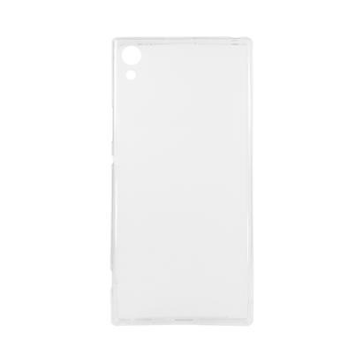 Futrola Silikon Mobilland Case  za Sony Xperia XA1 Ultra bela