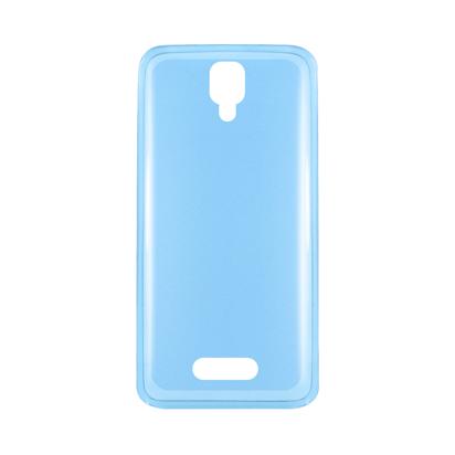 Futrola Silikon Mobilland Case  za Lenovo A1000 plava