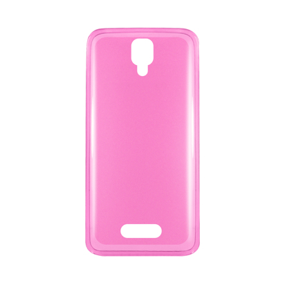 Futrola Silikon Mobilland Case  za Lenovo A1000 pink