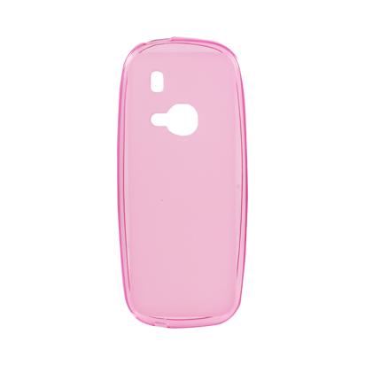 Futrola silikon Mobilland Case  za Nokia 3310 pink
