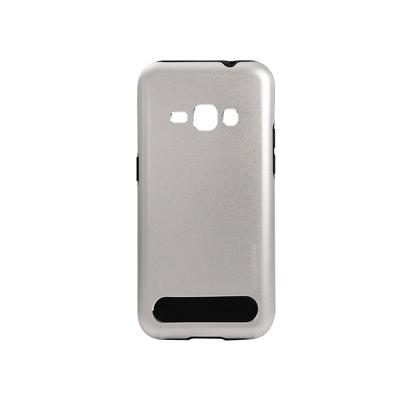 Futrola Motomo TPU za Samsung J120F Galaxy J1 2016 Srebrna